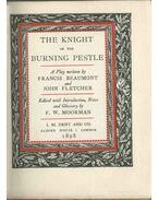 The Knight of the Burning Pestle - Francis Beaumont, FLETCHER, JOHN