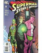 Superman: Secret Origin 5. - Frank, Gary, Geoff Johns