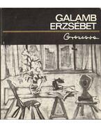 Galamb Erzsébet festőművész kiállítása - Frank János
