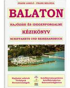 Balaton hajózási és idegenforgalmi kézikönyv - Frank László, Frank Melinda