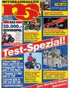 Motorrad-Magazin 1985/7 Juli - Franz Josef Schermer