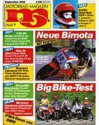 Motorrad-Magazin 1986 September - Franz Josef Schermer