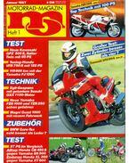 Motorrad-Magazin 1987 Januar - Franz Josef Schermer