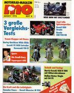 Motorrad-Magazin 1993 August - Franz Josef Schermer