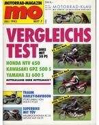 Motorrad-Magazin 1993 Juli - Franz Josef Schermer