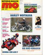 Motorrad-Magazin 1993 Juni - Franz Josef Schermer