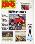 Motorrad-Magazin 1993 Mai - Franz Josef Schermer