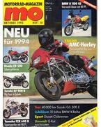 Motorrad-Magazin 1993 Oktober - Franz Josef Schermer
