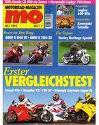 Motorrad-Magazin 1994 Juli - Franz Josef Schermer
