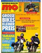 Motorrad-Magazin 1994 November - Franz Josef Schermer