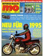 Motorrad-Magazin 1994 Oktober - Franz Josef Schermer