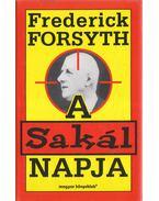 A Sakál napja - Frederick Forsyth