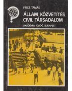 Állam, közvetítés, civil társadalom - Fricz Tamás