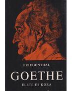 Goethe élete és kora - Friedenthal, Richard
