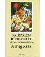 A megbízás - Friedrich Dürrenmatt