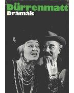 Dürrenmatt drámák - I. kötet - Friedrich Dürrenmatt