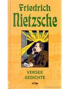 Gedichte - Versek - Friedrich Nietzsche