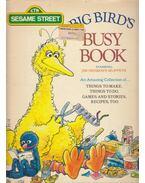 Big Bird's Busy Book - Frith, Michael, Lerner, Sharon