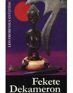 Fekete Dekameron - Frobenius, Leo