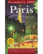 Frommer's Paris 2000 - Frommer, Arthur, Porter, Darwin