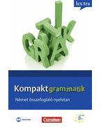 Kompaktgrammatik - Német összefoglaló nyelvtan - Funk, Hermann, Koenig, Michael