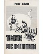 Temetés Nicomediában (aláírt) - Füry Lajos