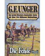 Die Fehde - G. F. Unger