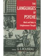 The Languages of Psyche - G. S. Rousseau
