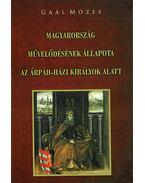 Magyarország művelődésének állapota az Árpád-házi királyok alatt - Gaál Mózes