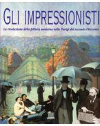 Gli impressionisti - Gabriella Di Cagno