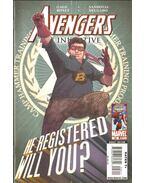 Avengers: The Initiative No. 28 - Gage, Christos N., Sandoval, Rafa
