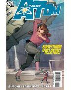 The All New Atom 4. - Gail Simone, Barrows, Eddy
