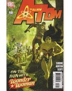 The All New Atom 18. - Gail Simone, Norton, Mike, Smith, Andy