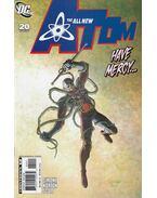 The All new Atom 20. - Gail Simone, Norton, Mike