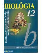 Biológia 12. - Gál Béla