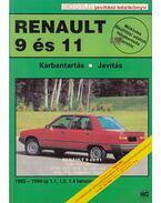 Renault 9 és 11 Karbantartás Javítás - Gál Erzsébet