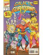 Galactic Guardians Vol. 1. No. 1 - Gallagher, Michael, West, Kevin J,