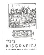 Kisgrafika 73/2 - Galambos Ferenc