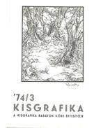 Kisgrafika 74/3 - Galambos Ferenc