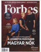 Forbes Magazin - 2015. április - Galambos Márton