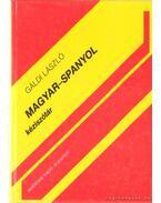 Magyar-spanyol kéziszótár - Gáldi László