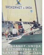 Brokernet-Uniqa bitosítási és bankár kupa 2008 - Garab Gergely, Lehóczky Gábor, Litkey Farkas, Ruják István, Szilvási Lilla, Szekeres László