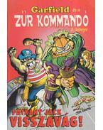 Garfield és a Zűr Kommandó 2. könyv - Jim Davis, Teitelbaum, Michael