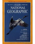 National Geographic 1981 February - Garrett, Wilbur E.