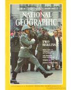 National Geographic 1982-es évfolyam (Teljes!  angol nyelvű) - Garrett, Wilbur E.