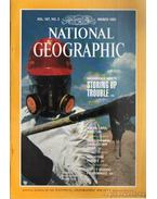National geographic 1985 March - Garrett, Wilbur E.