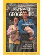 National Geographic 1985. September - Garrett, Wilbur E.