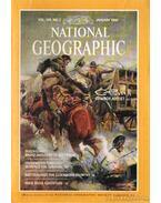National geographic 1986 January - Garrett, Wilbur E.