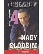 Nagy elődeim 4. - Garri Kaszparov