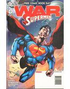 War of the Supermen (FCBD) 0. - Gates, Sterling, Barrows, Eddy, James Robinson